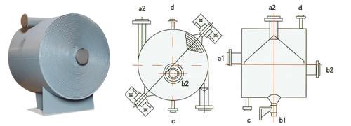 连云港螺旋板式换热器图片_1